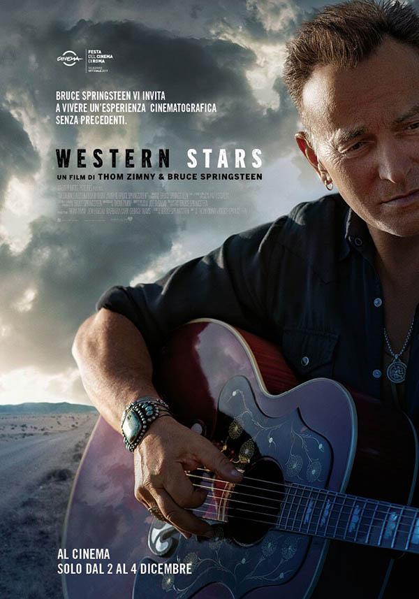 Western Stars_Poster Italia