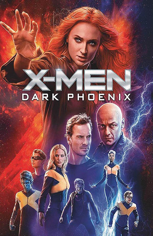 X Men   Dark Phoenix_Homevideo