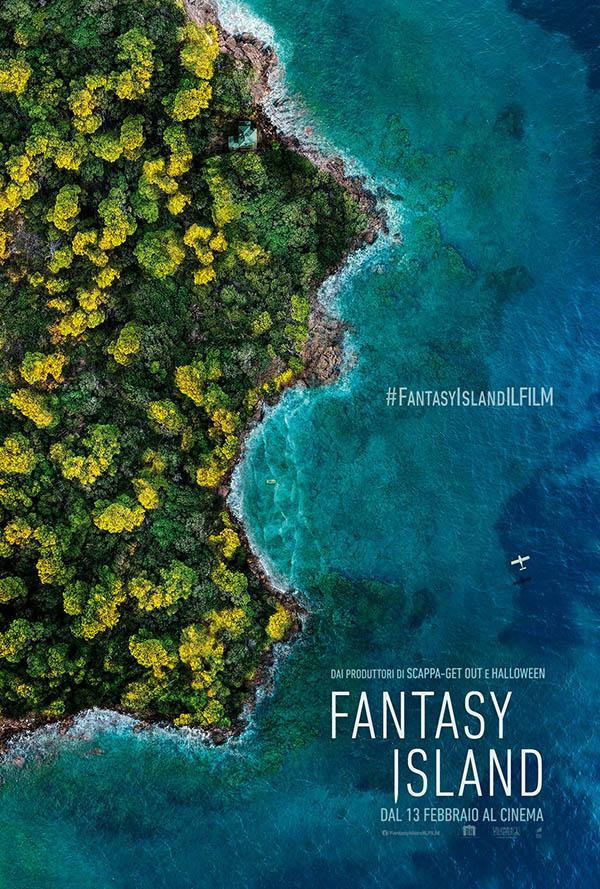 Fantasy Island Teaser Poster Italia