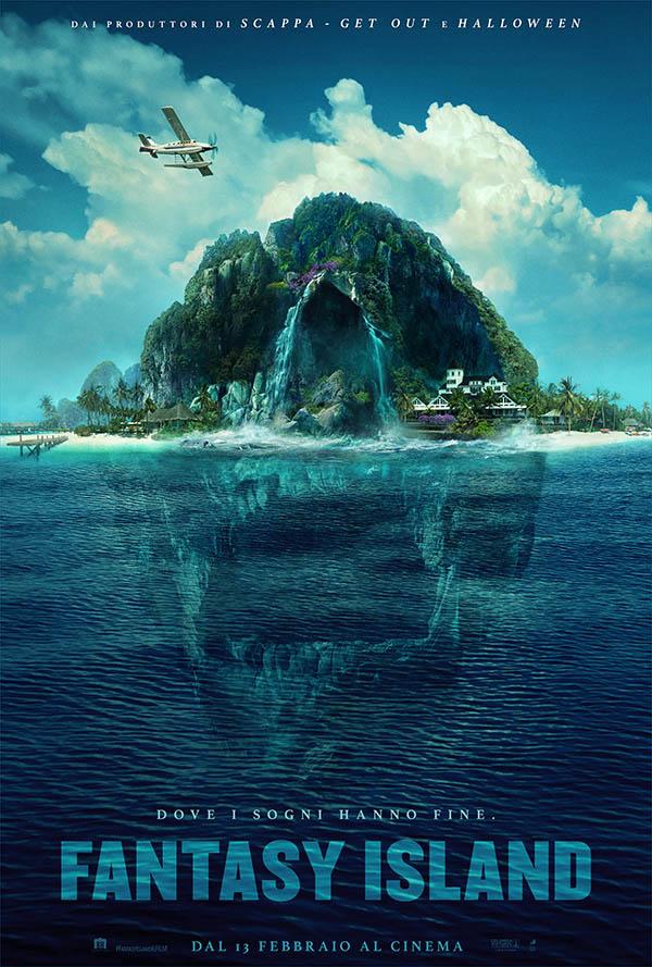 Fantasy Island_Poster Italia