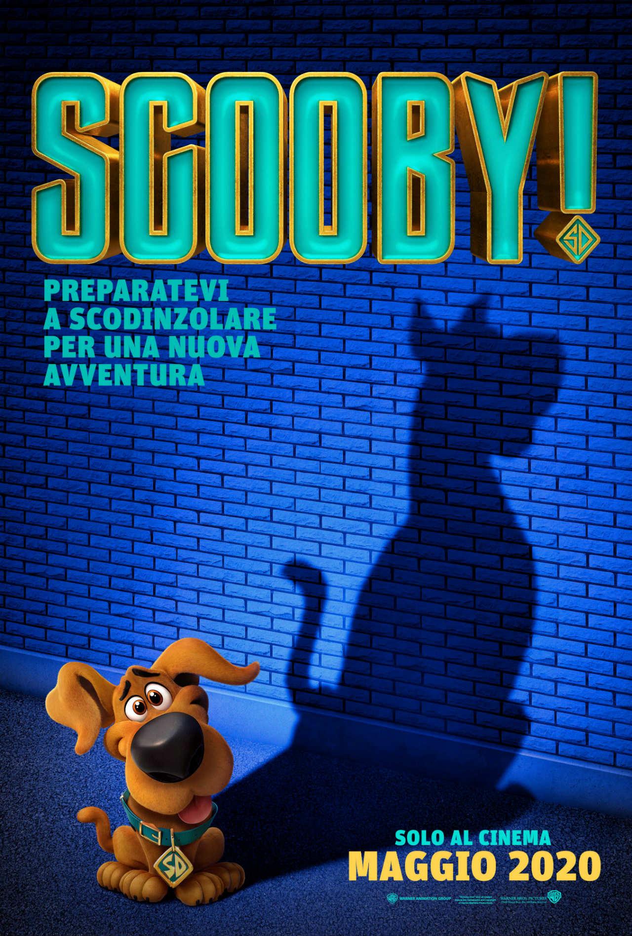 Scooby! - POster Ufficiale Italiano del filmrev 1rev 1