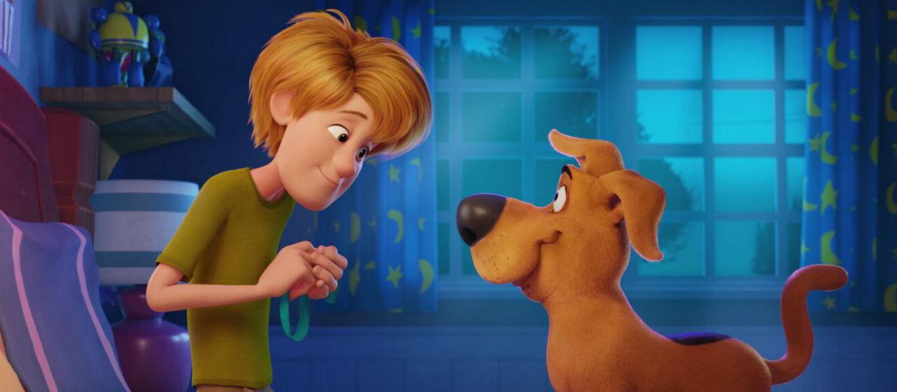 Scooby - Immagine ufficiale del film