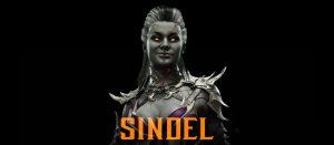 Morta kombat 11 - Sindel
