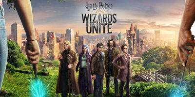 L'unione fa la forza su Harry Potter: Wizards Unite