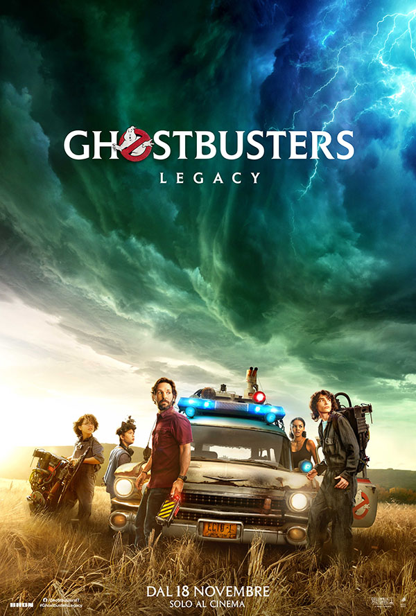 Ghostbusters   Legacy_Poster Italia