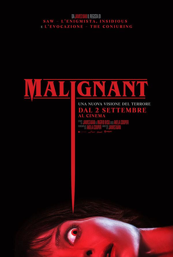 Malignant_Poster Italia