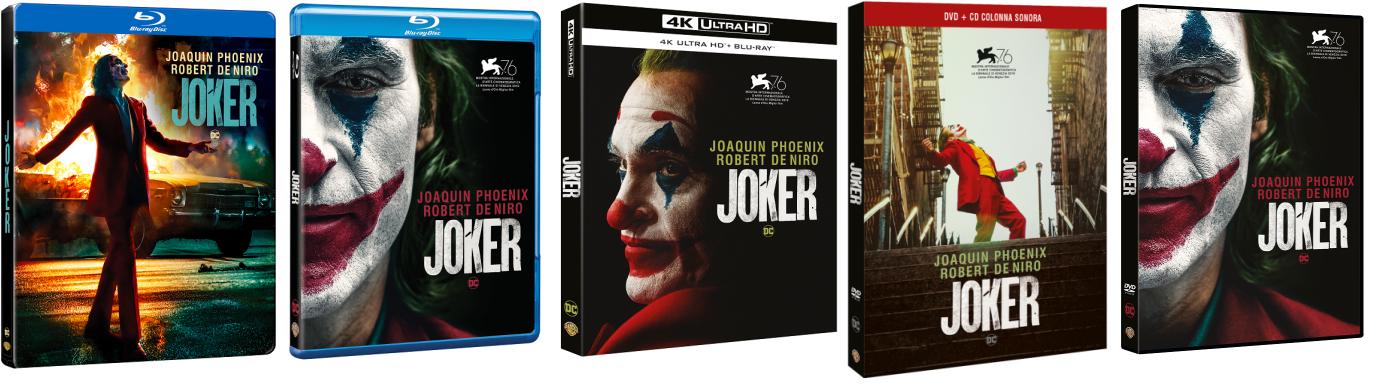 joker home video