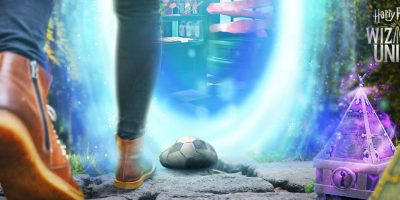 La funzionalità Sincroavventura è disponibile su Harry Potter: Wizards Unite!