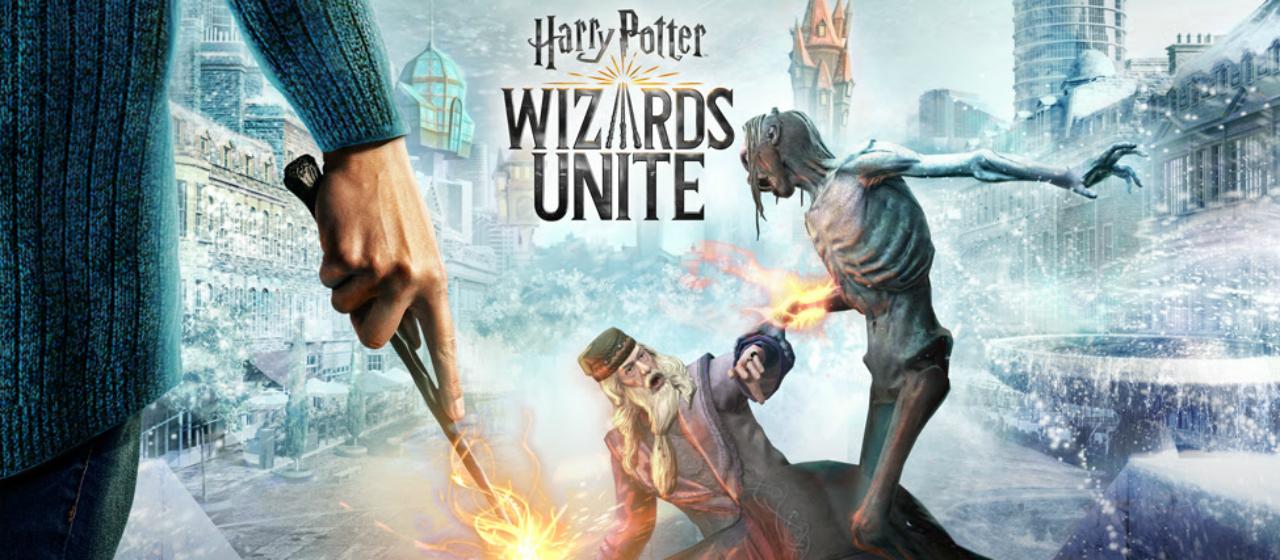 Questo gennaio tenetevi pronti a onorare il lascito di Silente in Harry Potter: Wizards Unite