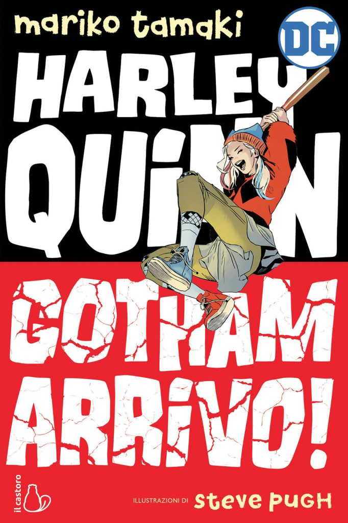 Harley Quinn Gotham Arrivo!