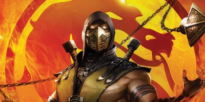 MORTAL KOMBAT LEGENDS: SCORPION'S REVENGE ARRIVA IN DIGITALE DAL 16 APRILE