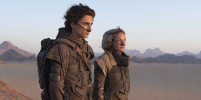 Dune, diretto da Denis Villeneuve, Fuori Concorso in prima mondiale alla 78. Mostra Internazionale d'Arte Cinematografica di Venezia