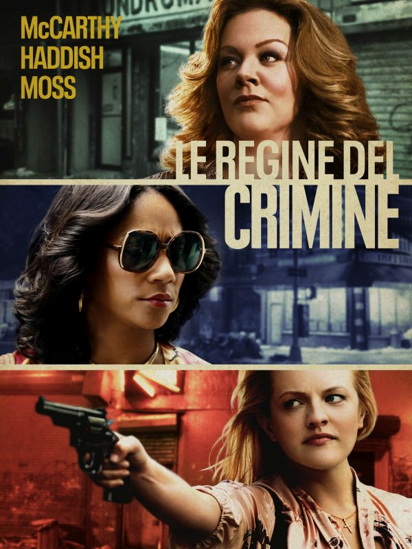 le regine del crimine
