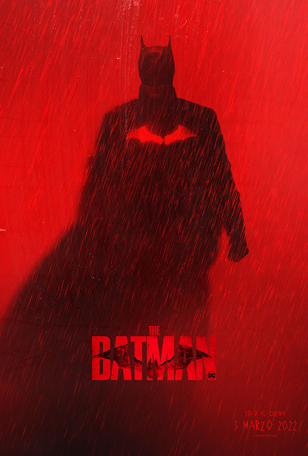 The Batman_Teaser Poster Italia 1