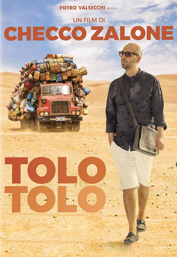 Tolo Tolo_Homevideo