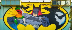 DC Batman Murales HEADER