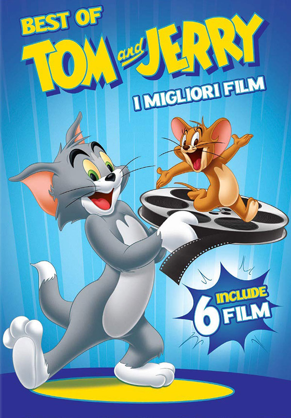 Best of Tom & Jerry   I Migliori Film_HomeVideo