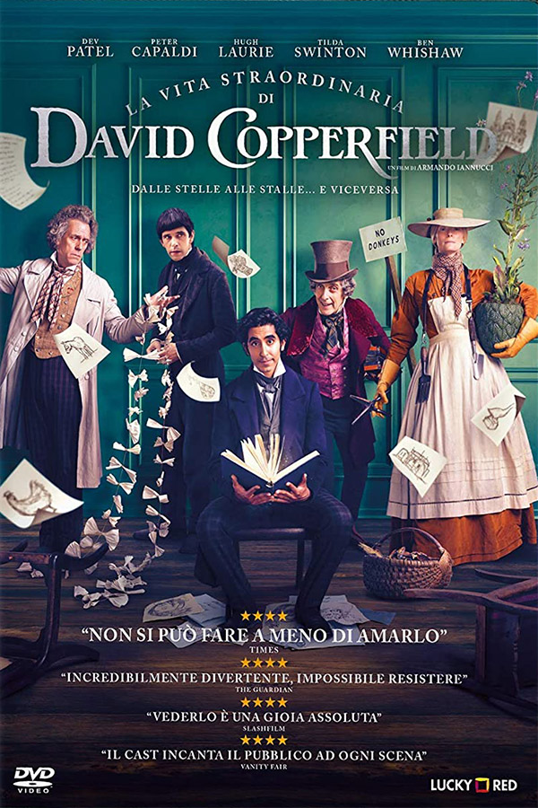 La vita straordinaria di David Copperfield_HomeVideo