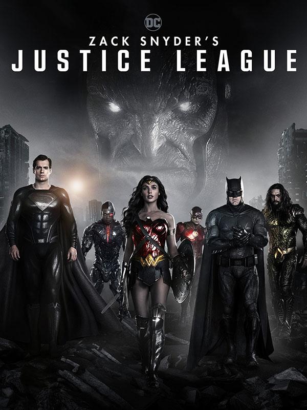 Zack Snyder's Justice League_DVD, BluRay e 4K dal 27 maggio. In digitale dal 22 aprile_Digital Poster