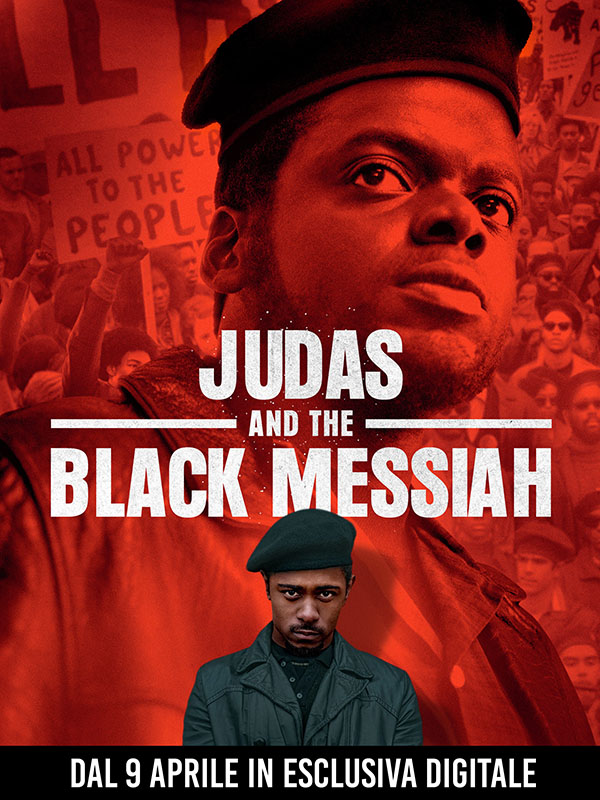 Judas and the Black Messiah_Digital Poster Italia