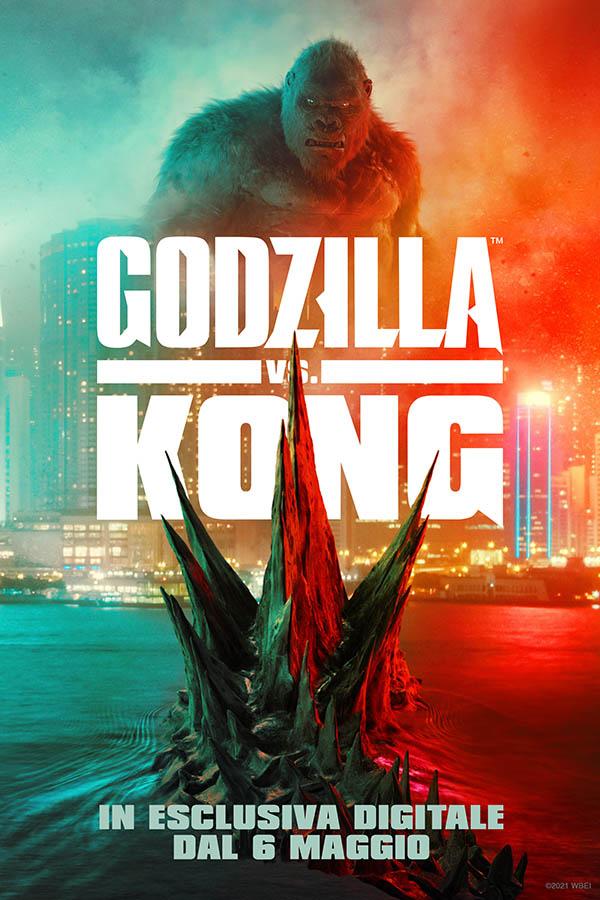 Godzilla VS Kong_Digital Poster Italia