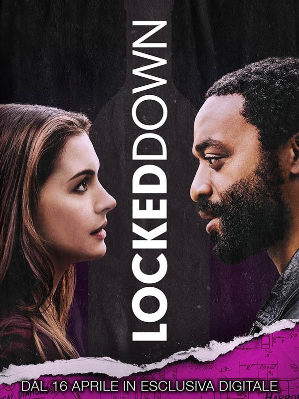 Locked Down   Poster   Dal 16 aprile in esclusiva digitale