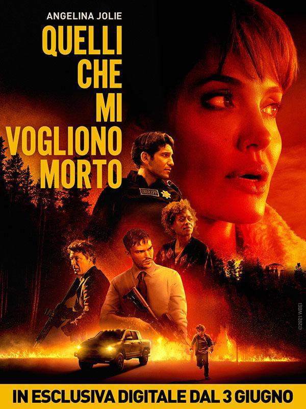 Quelli che mi vogliono morto_Poster Italia