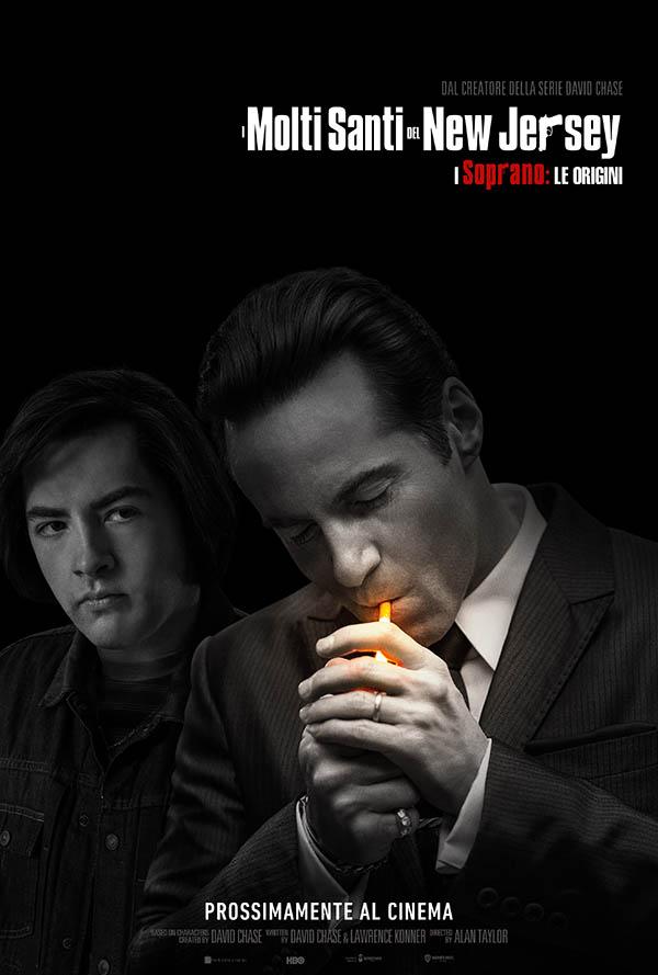I Molti Santi del New Jersey_Teaser Poster Italia