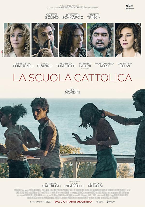 La scuola cattolica_Poster Italia