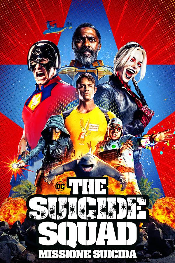 The Suicide Squad – Missione Suicida_Digital Poster Italia