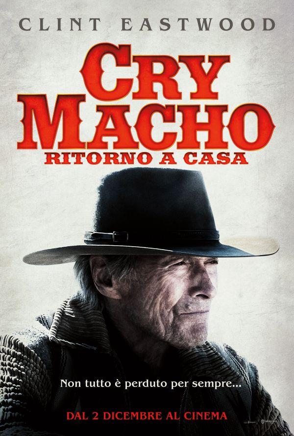 Cry Macho_Poster Italia 01